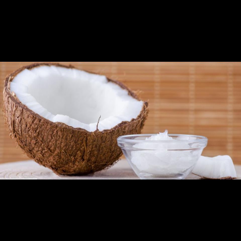 Biologische kokosolie geurloos