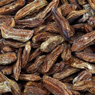 Biologische Banaan groot (suikervrij)