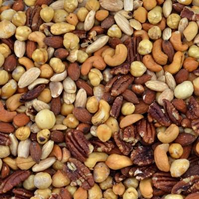 Biologische macadamia mix