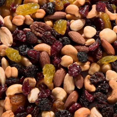 Biologische cranberry mix